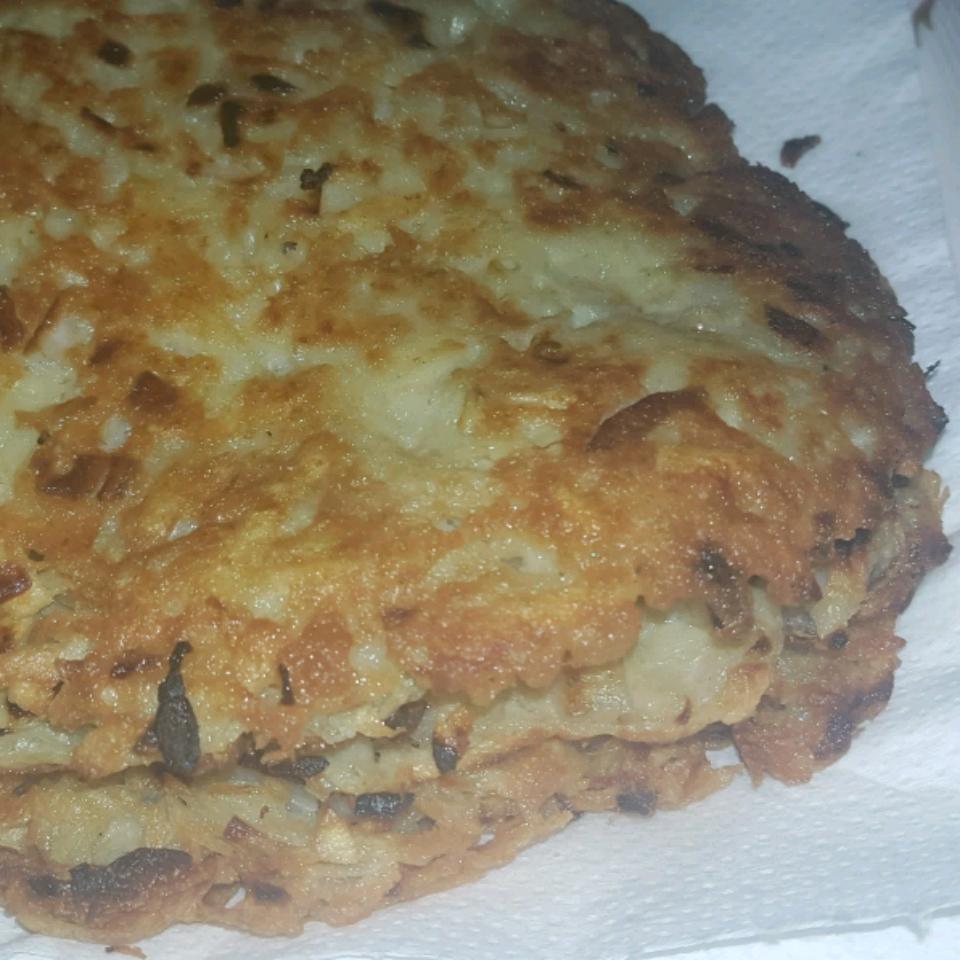 Easy Potato Pancakes Muneeb Ajmal Khan