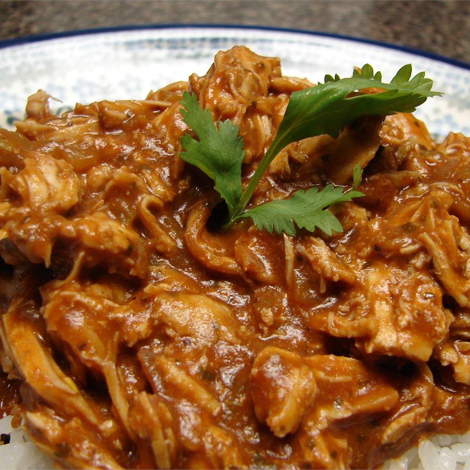 Mexican Mole Sauce FOODGU1