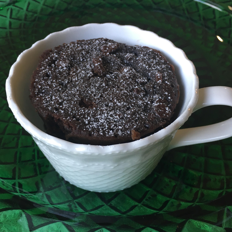 Vegan Mug Brownie