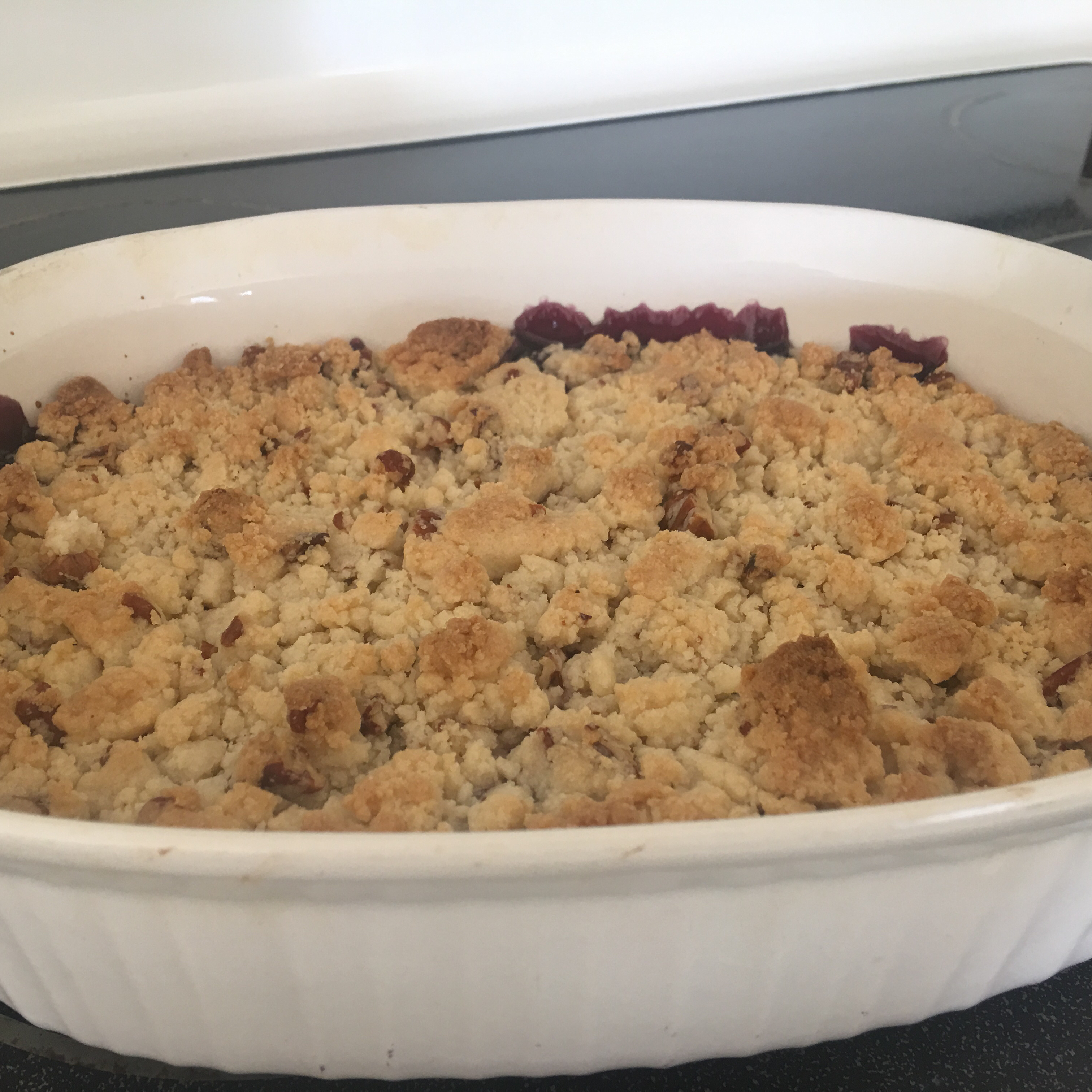 Blueberry Crumble Rtinder