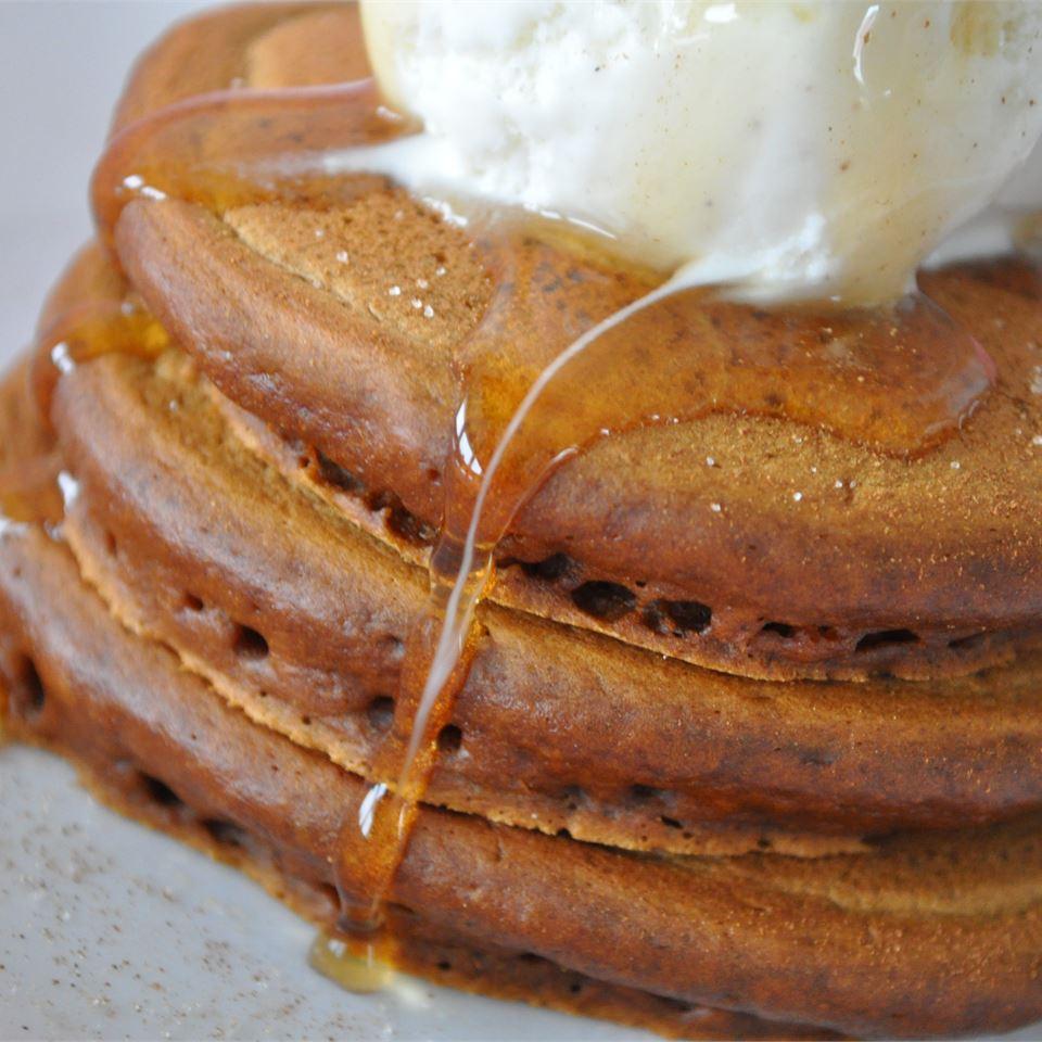 Grandma's Gingerbread Pancakes CKINCAID1