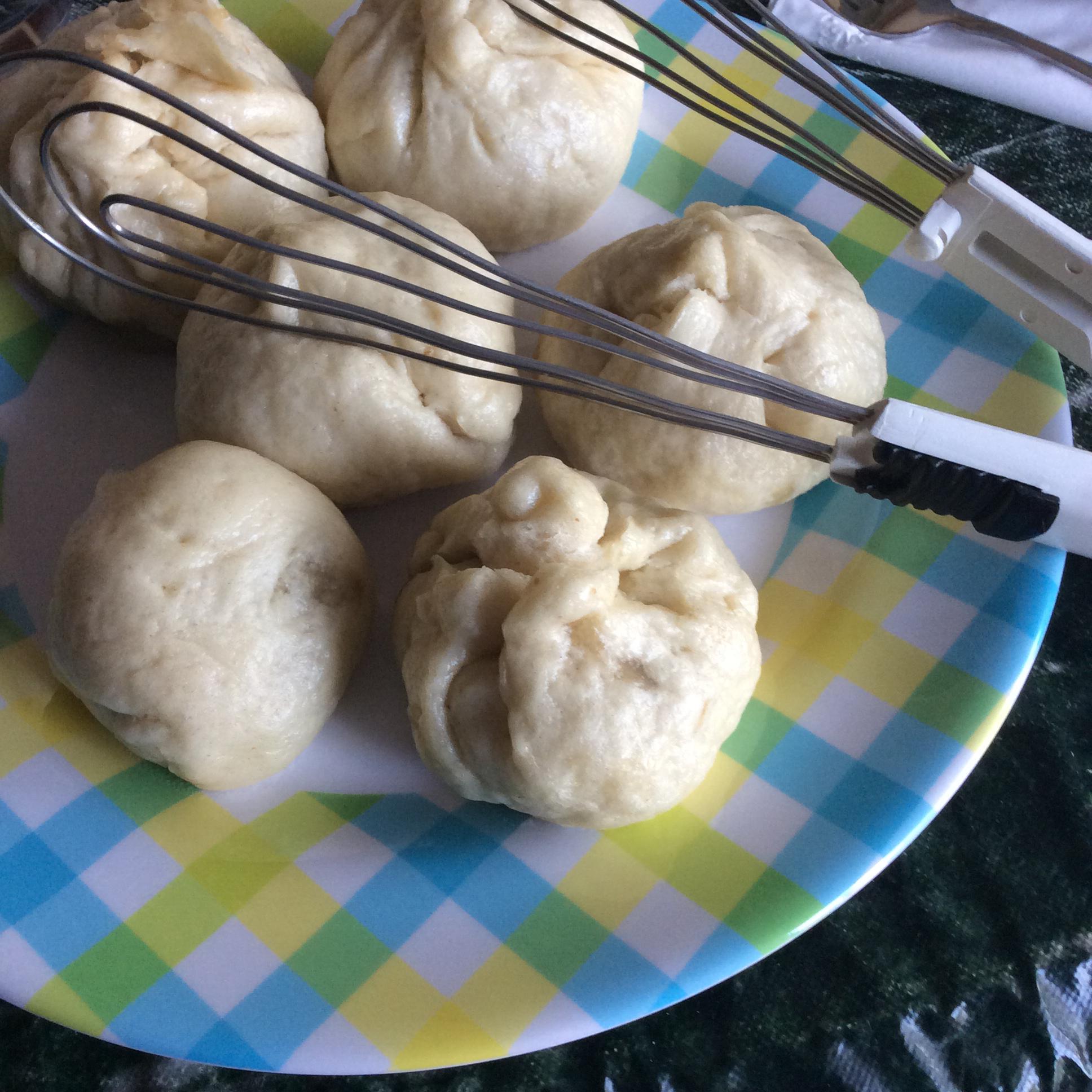 Chinese Pork Buns (Cha Siu Bao) MC