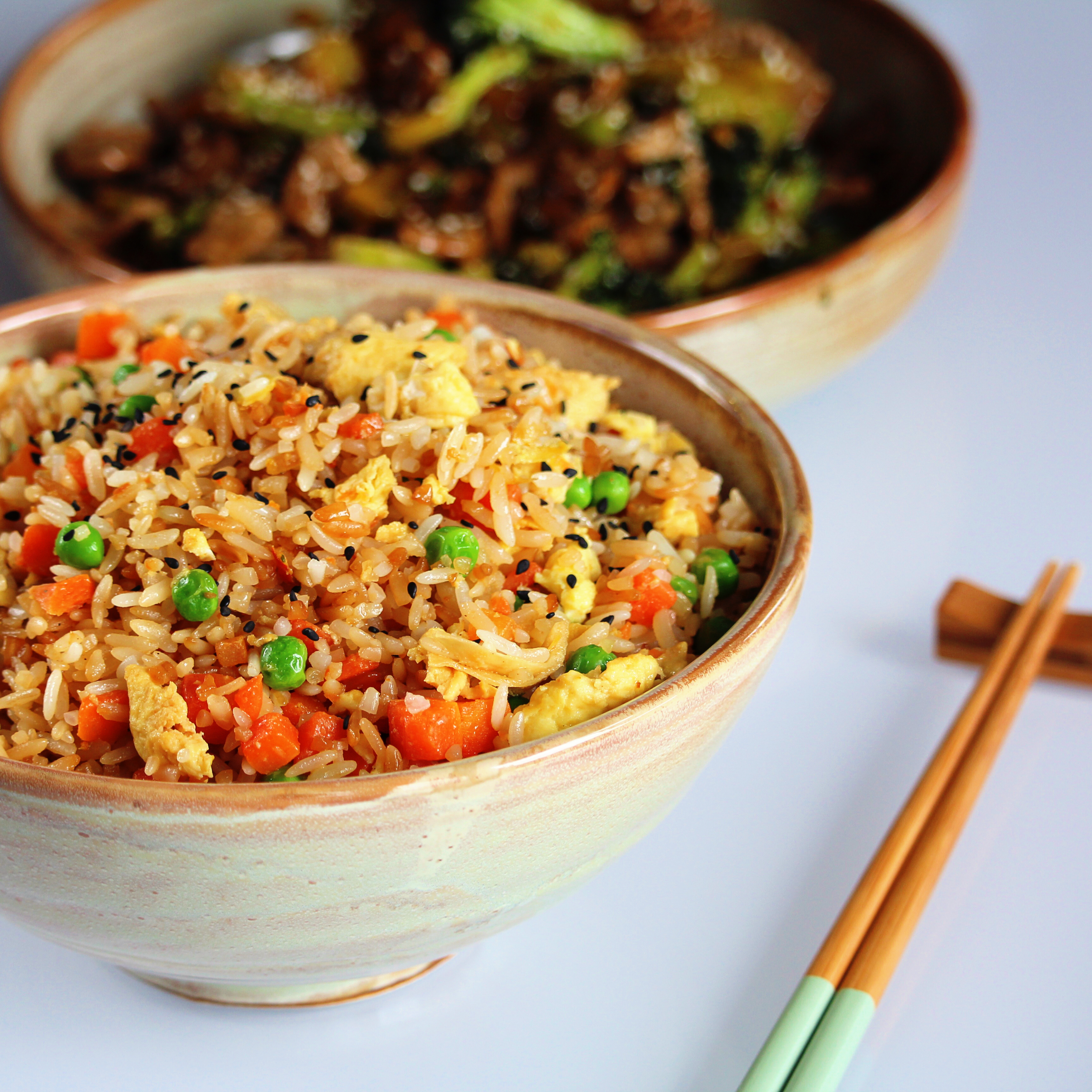 Take Out-Style Fried Rice