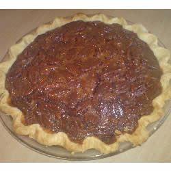 Chocolate Pecan Pie III