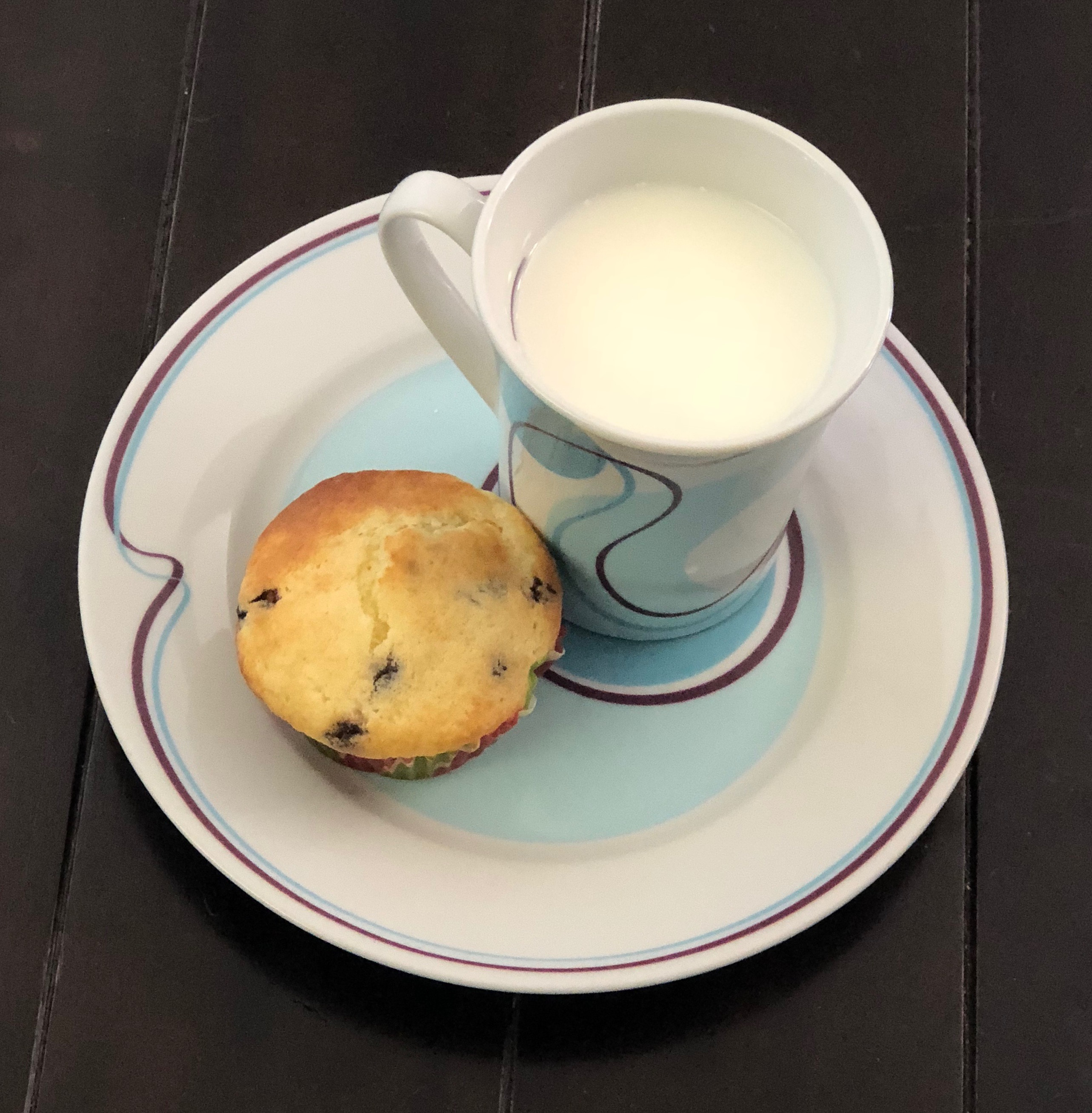Chef John's Blueberry Muffins