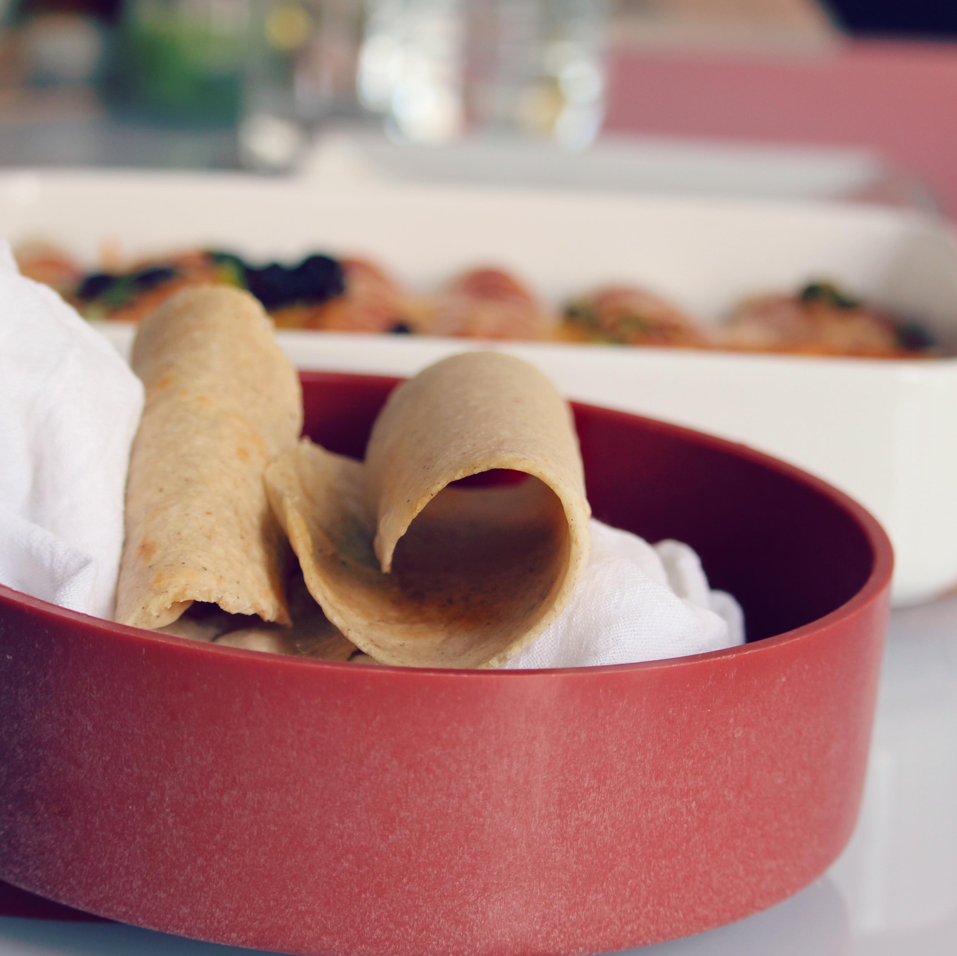 Granny's Corn Flour Tortillas Kim
