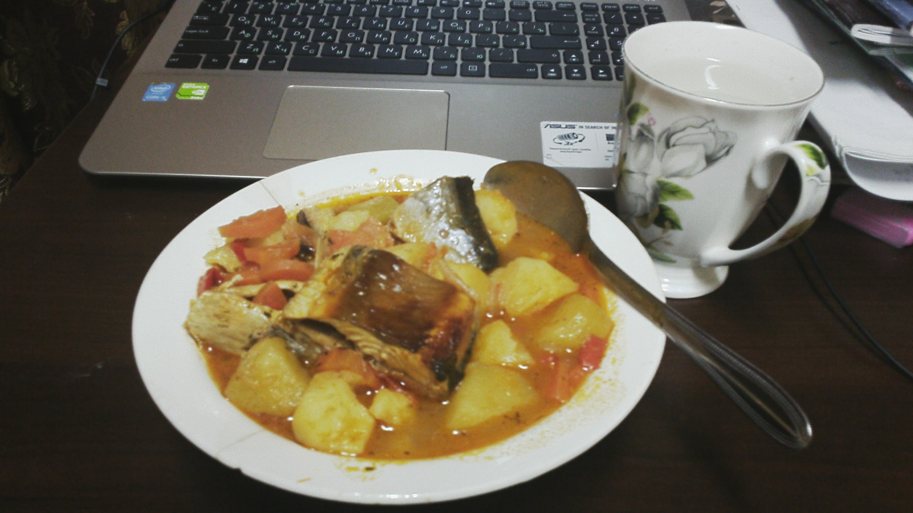 Sonte's Slow Cooker Potato Soup Abdullahi