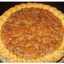 German Chocolate Pecan Pie TWENTZ