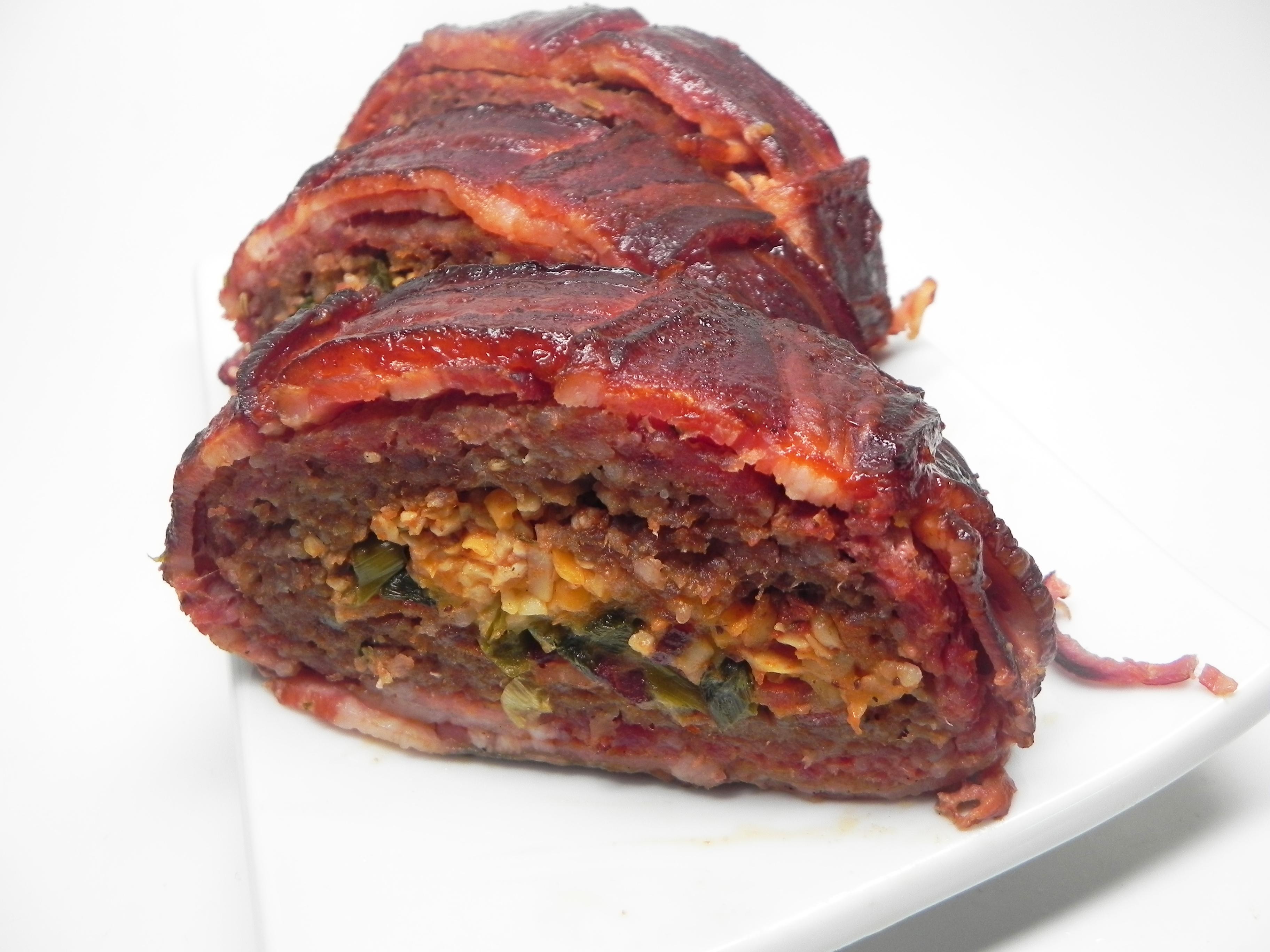 Smoked Bacon Bomb