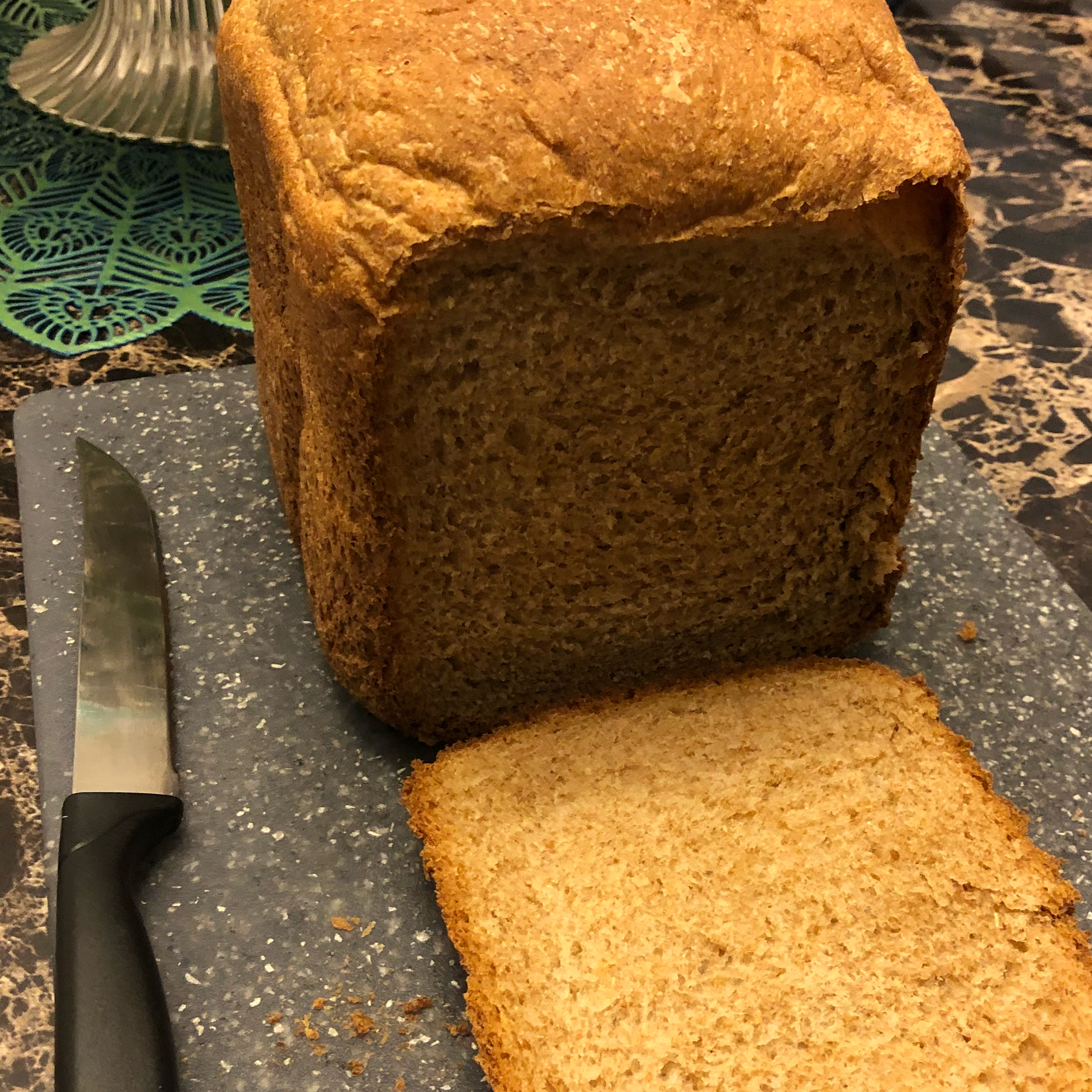 Mrs. Carrigan's Honey Wheat Bread Camila Harper