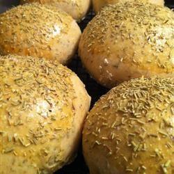Delicious Rosemary Bread chikalin
