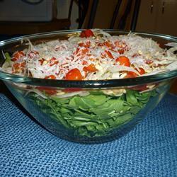Arugula-Fennel Salad chrissiek