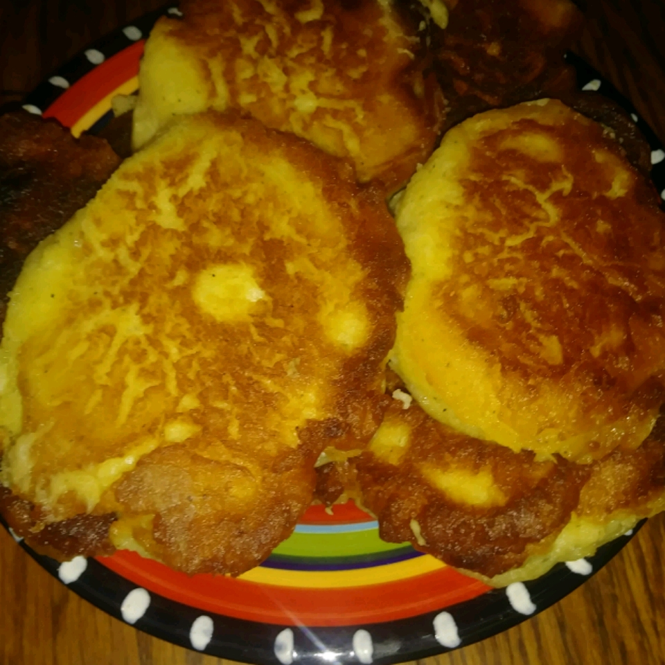Old Fashioned Potato Cakes Tammie Underwood