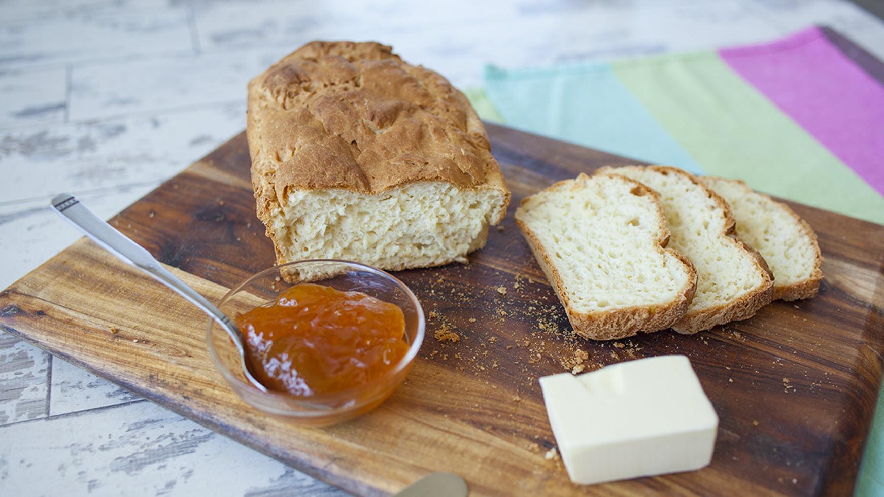 Gluten-Free White Bread AllrecipesPhoto