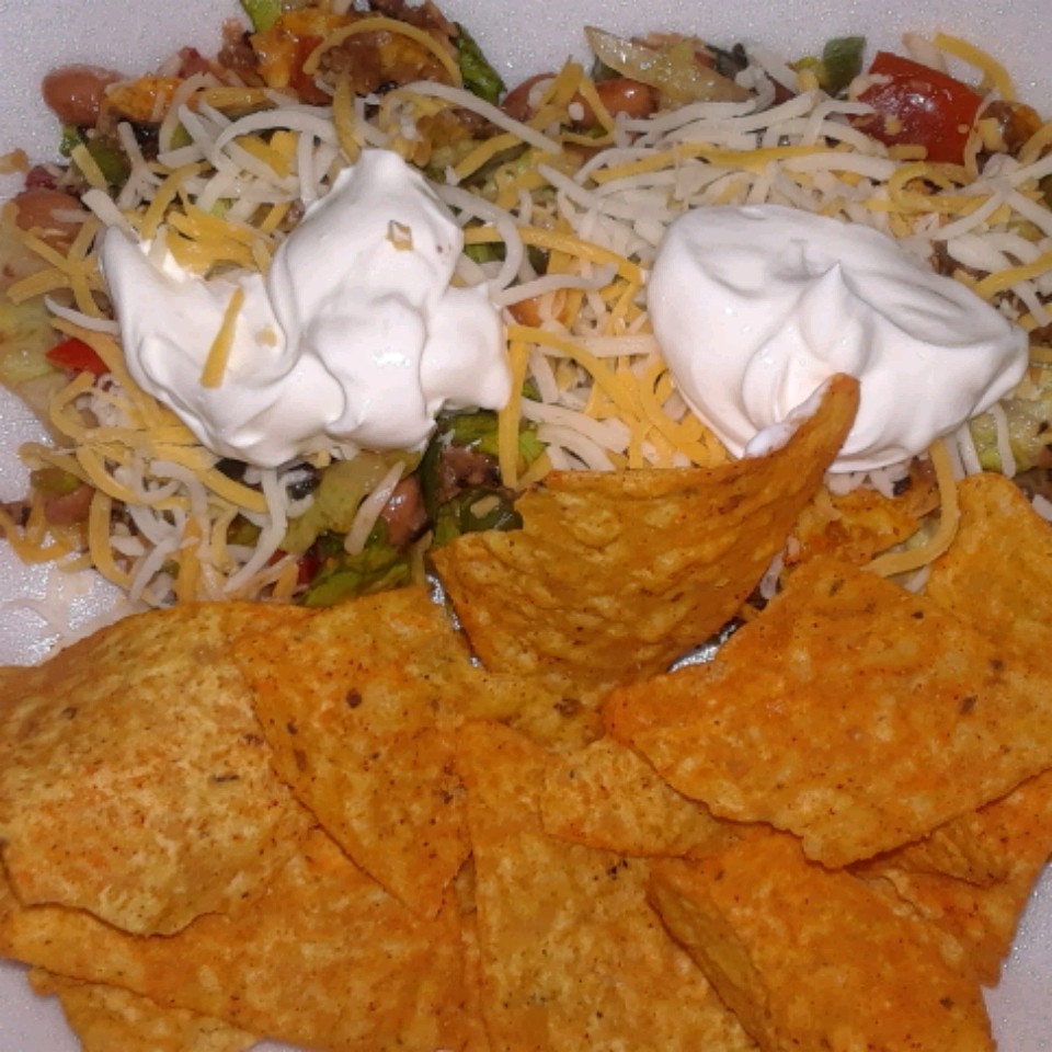 Spicy Dorito® Taco Salad