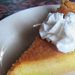 Cheryl's Lemon Chess Pie