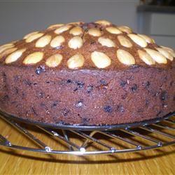 Dundee Cake Muffindamule