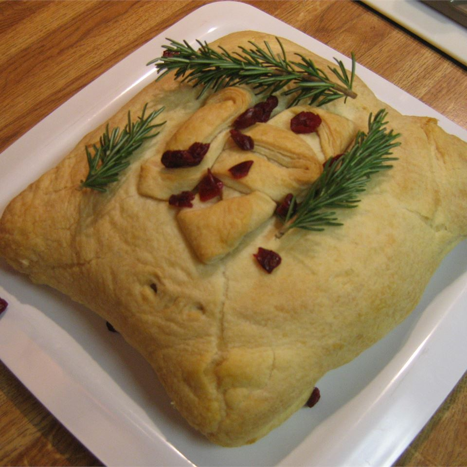 Baked Brie in Puff Pastry Nancy Vejvoda