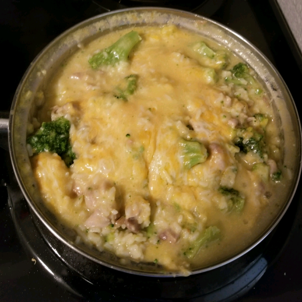 Easy Chicken and Broccoli Ky17