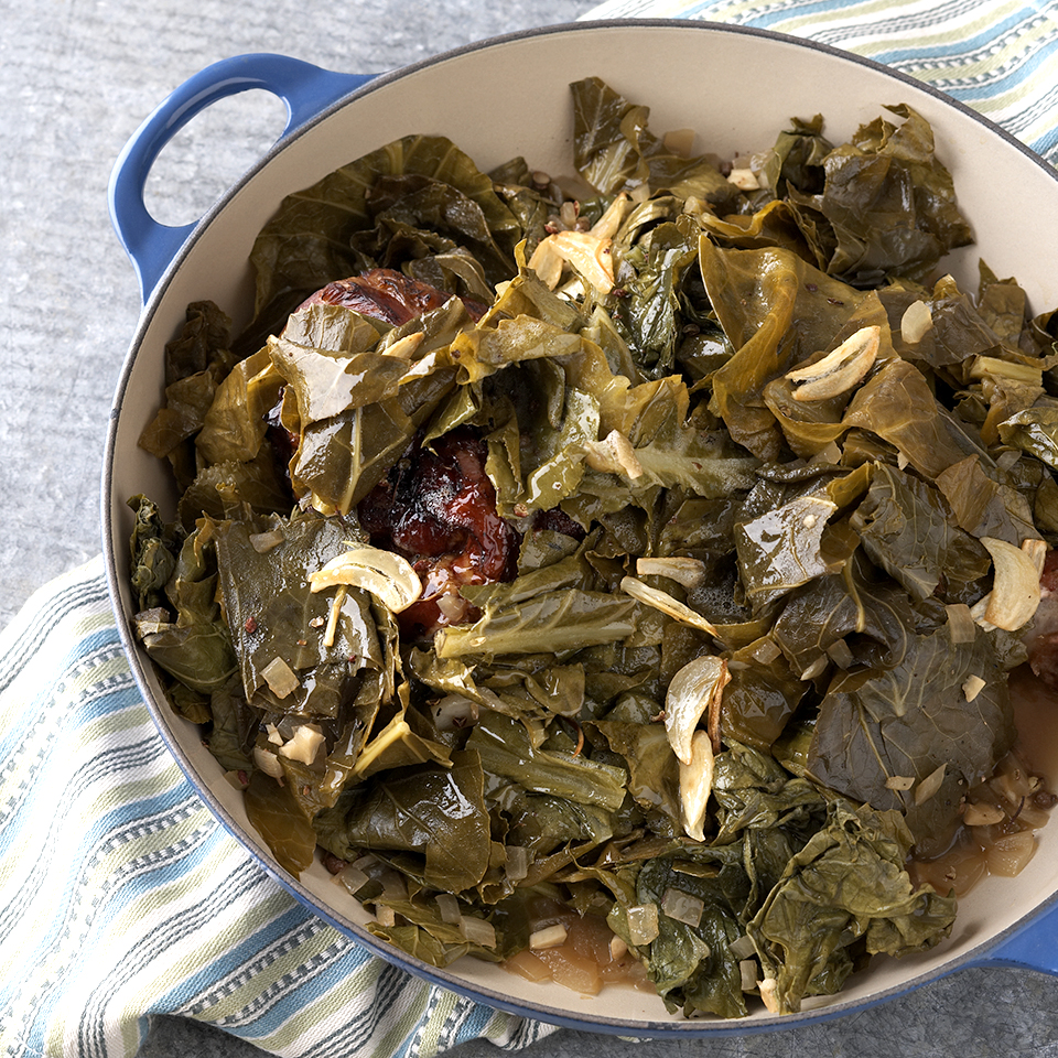 Collard Greens Diabetic Living Magazine
