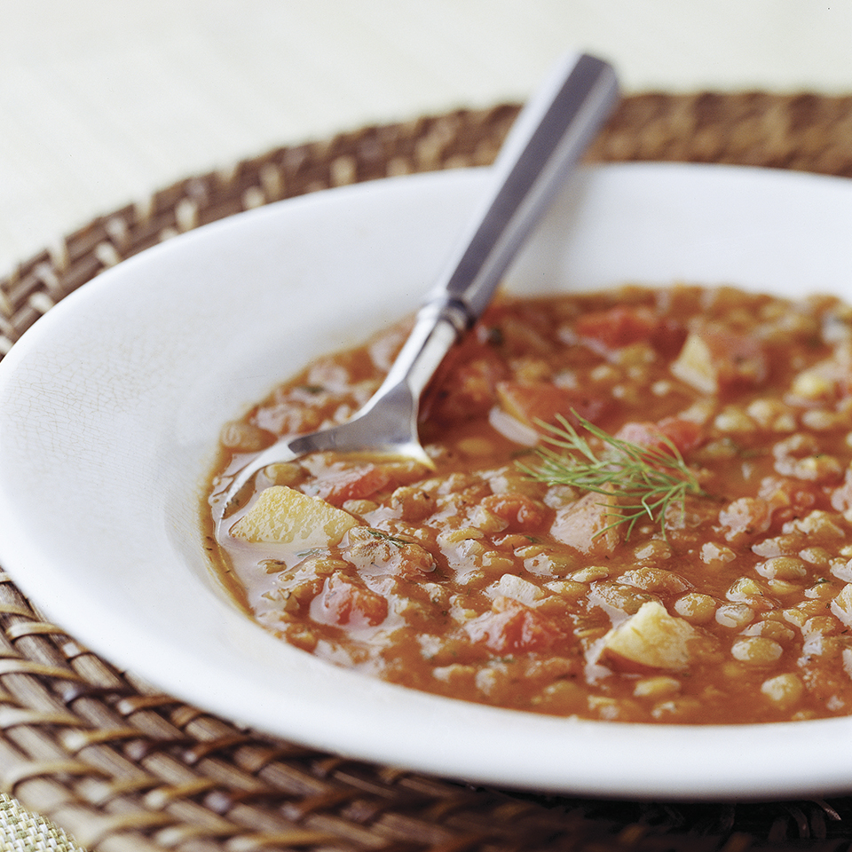Colorado Lentil Soup Diabetic Living Magazine