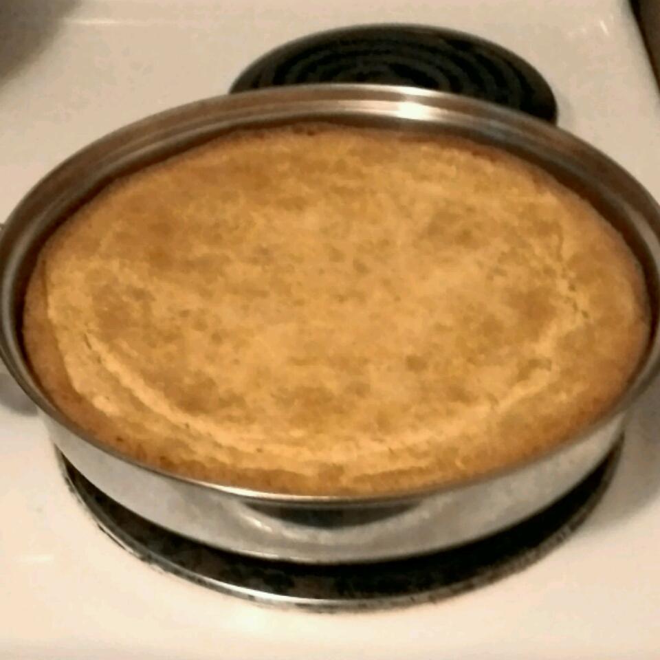 Sweet Cornbread Loaf