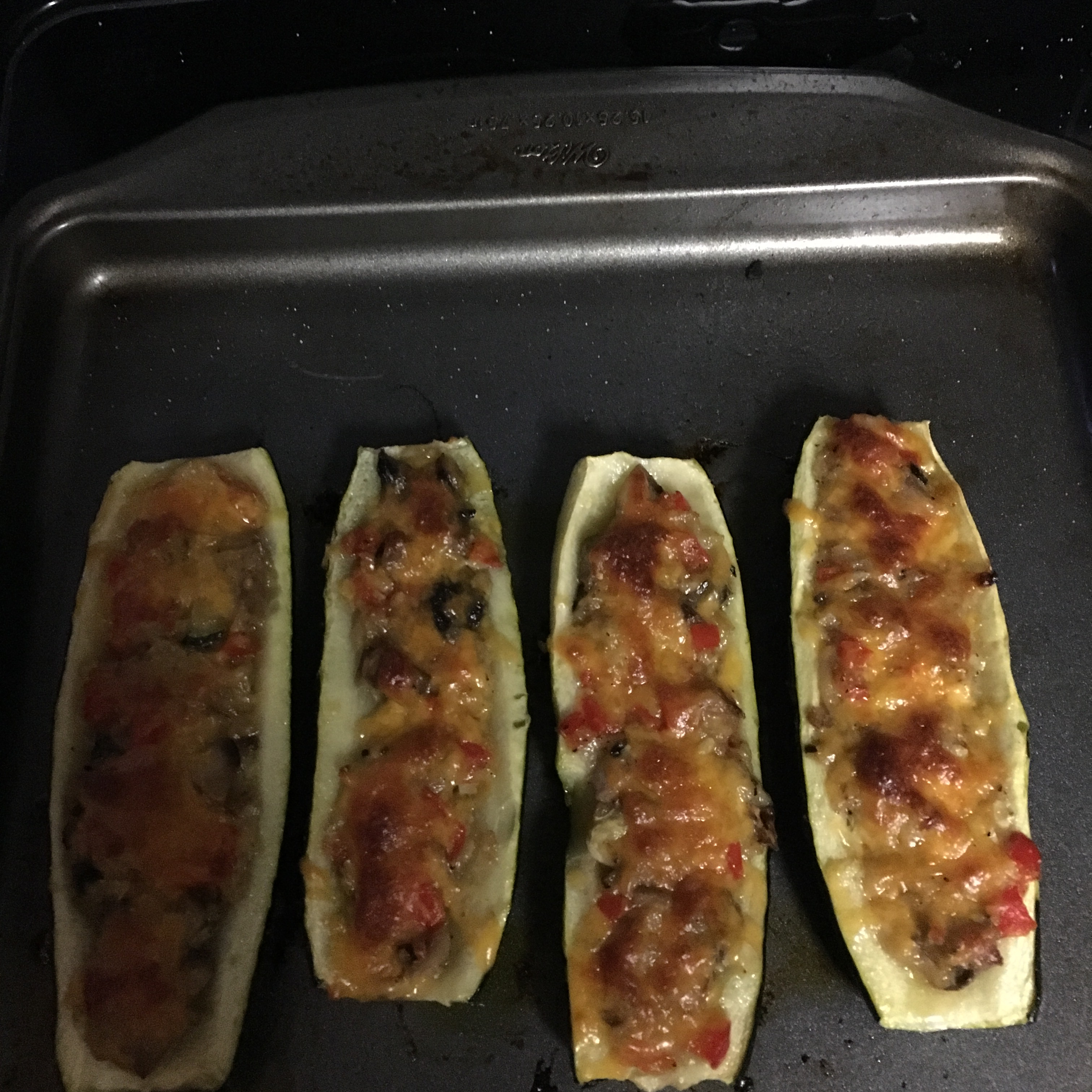 Stuffed Zucchini from Knorr®