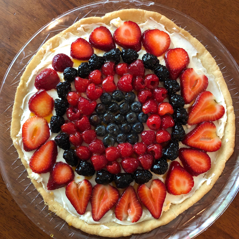 PHILADELPHIA® Fruit Pizza