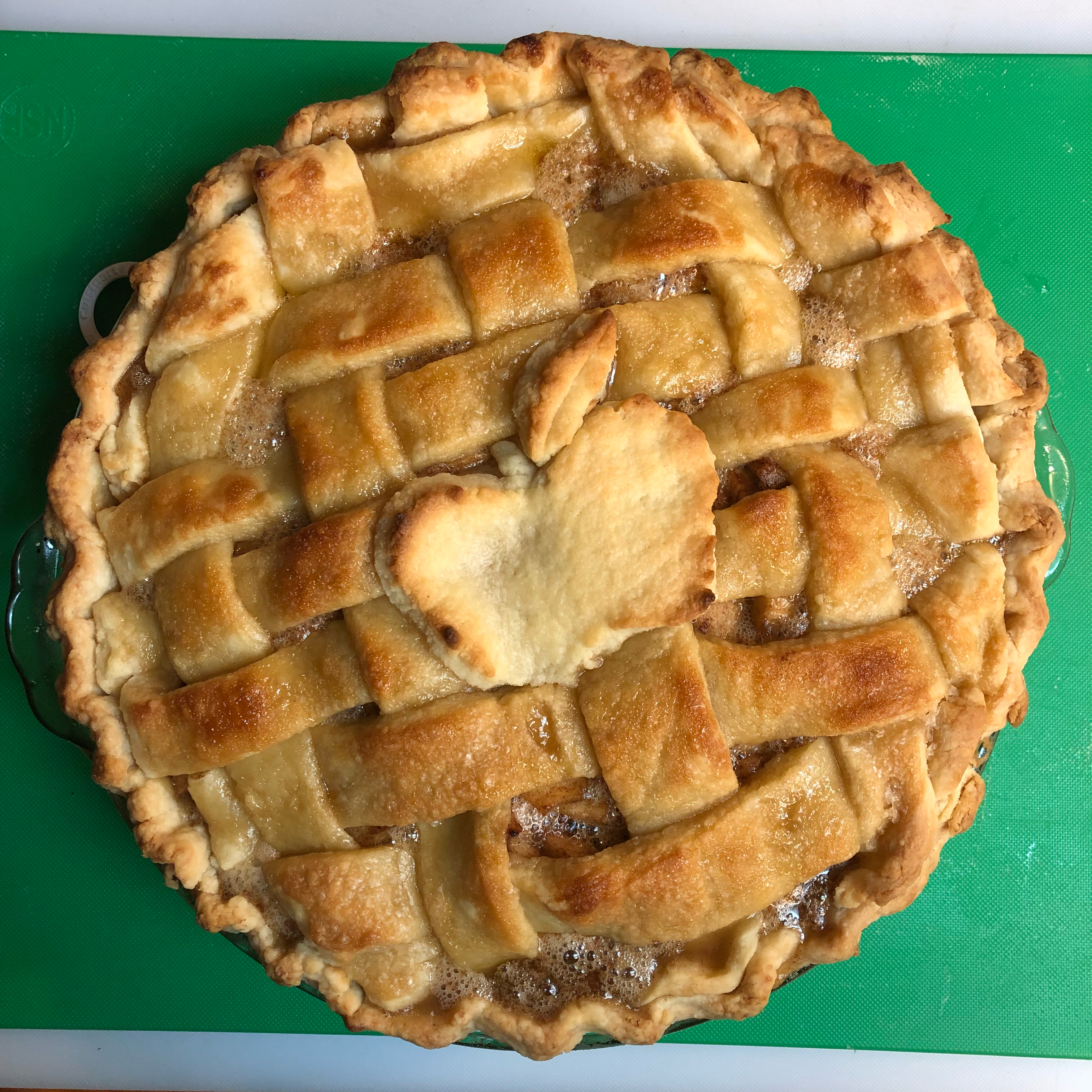 Apple Pie by Grandma Ople