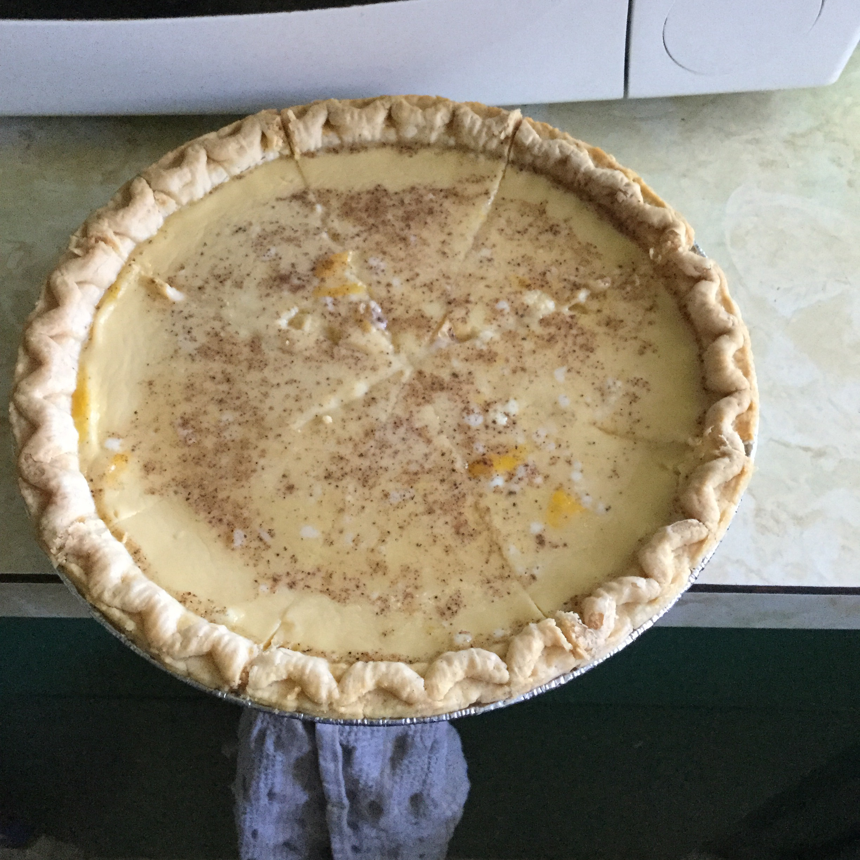 Egg Custard Pie II Shannon Rucker Leonard