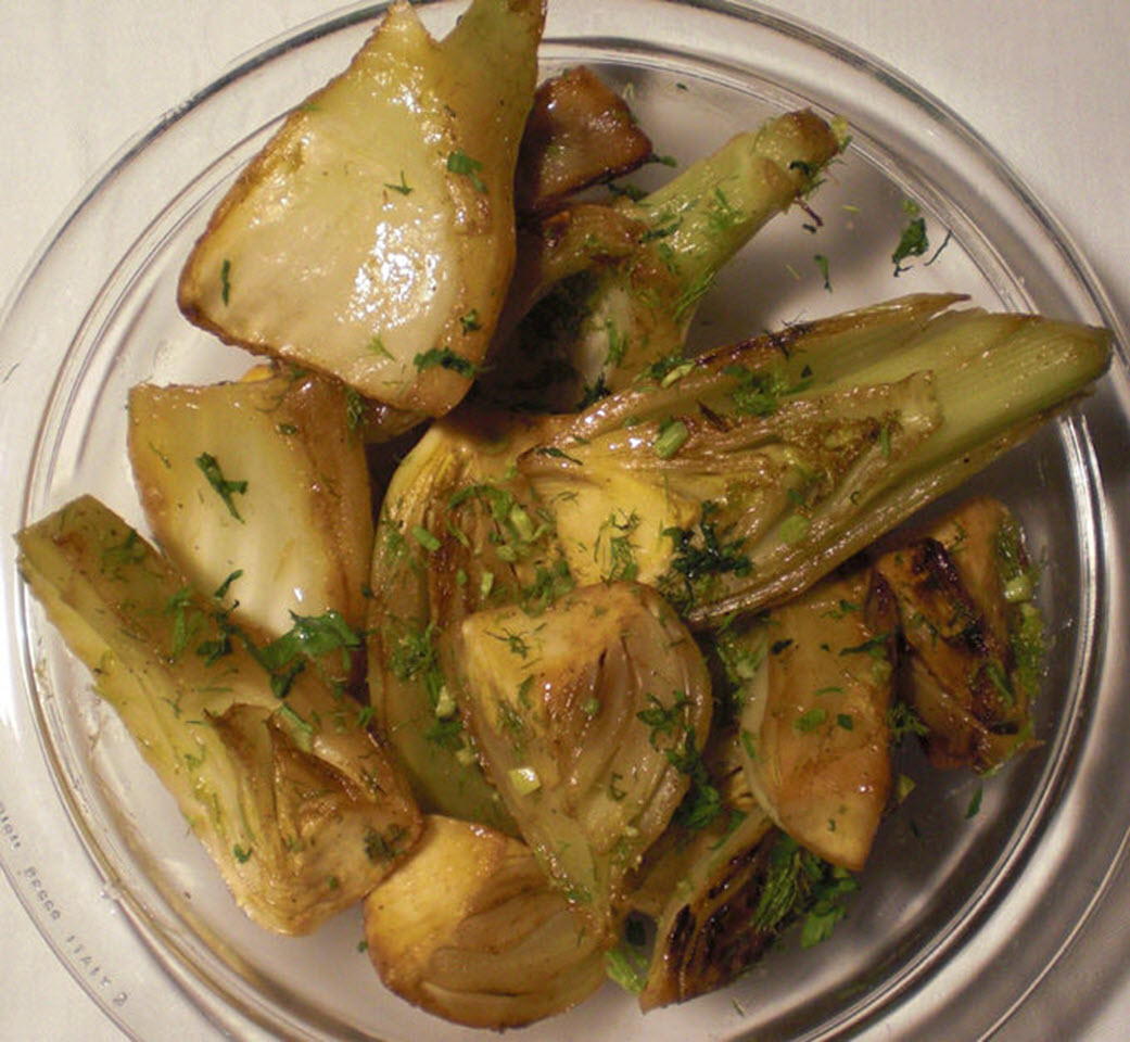 Pan-Fried Fennel AllrecipesPhoto