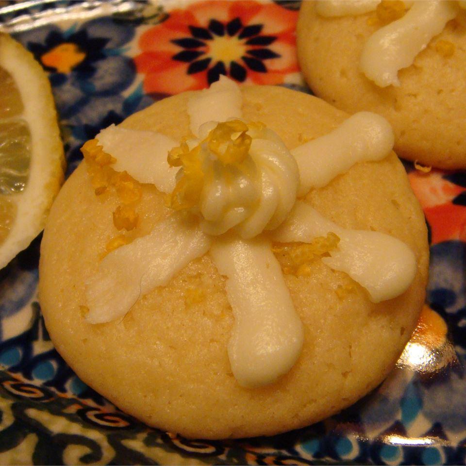 Lemonade Cookies Aly D