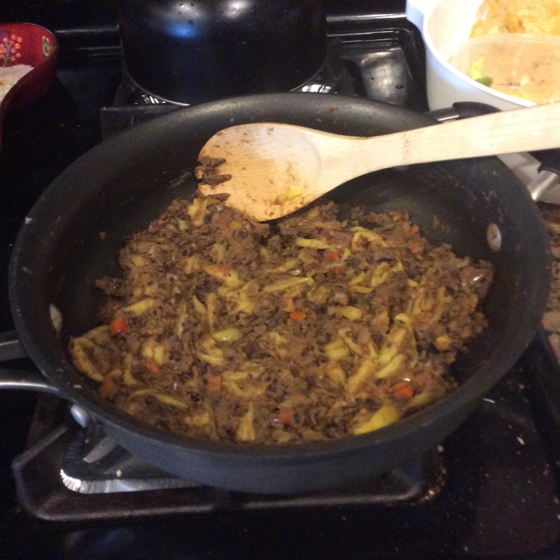Vegan Bean Taco Filling aubrie.chakos