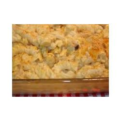 3-Cheese Pasta Bake Kylie