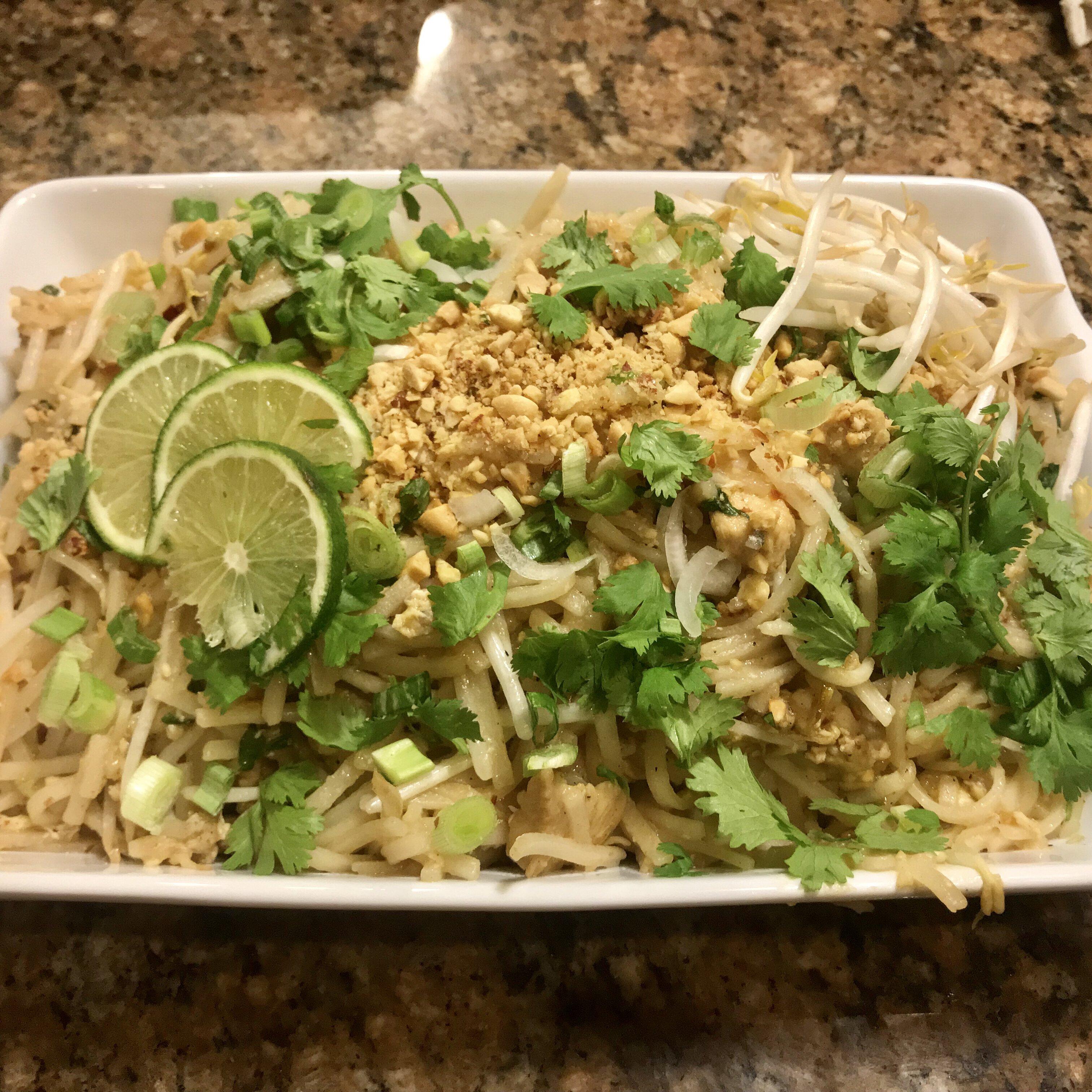 Pad Thai Recipe Allrecipes