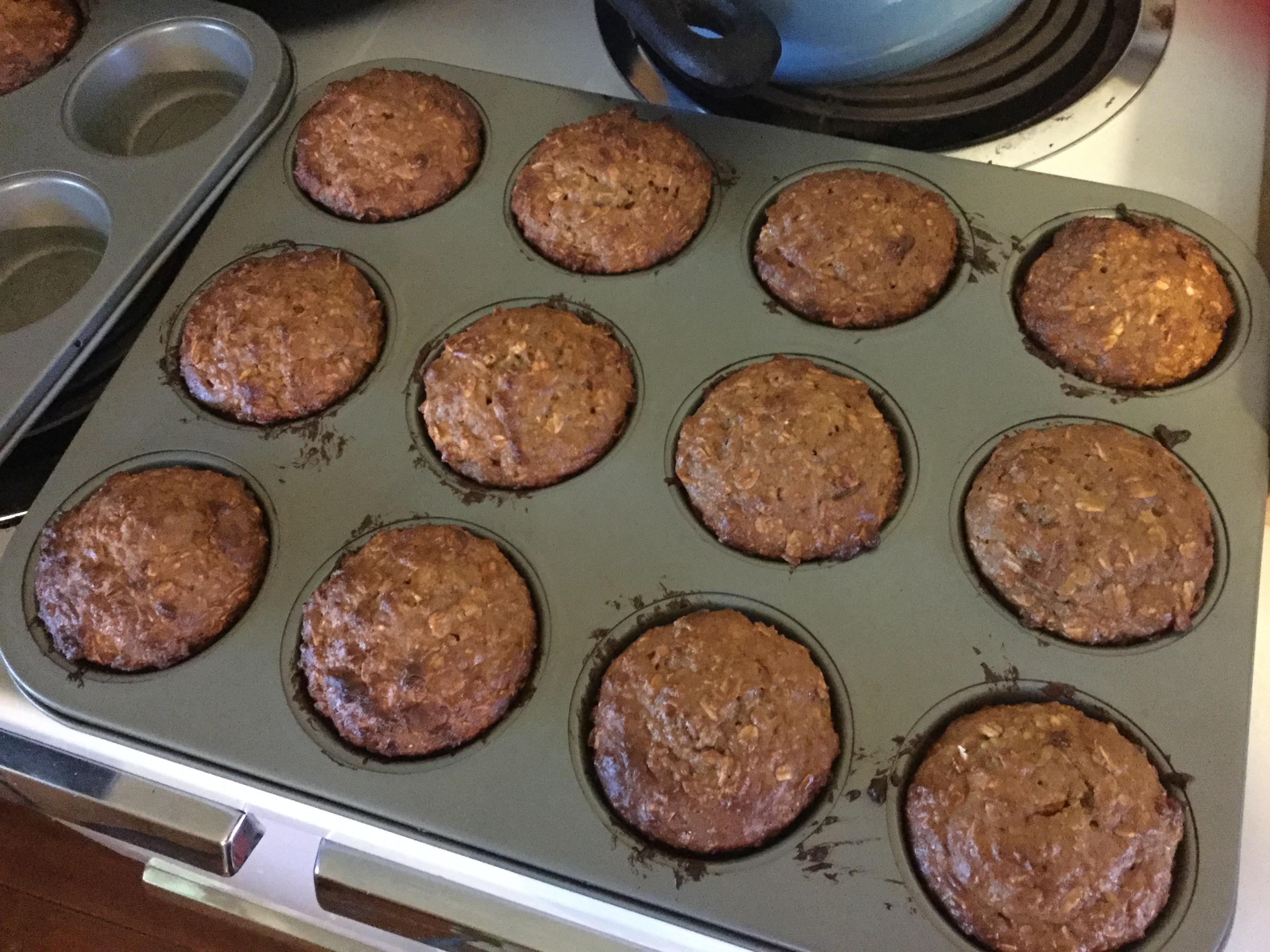 Protein Powerhouse Baked Oatmeal