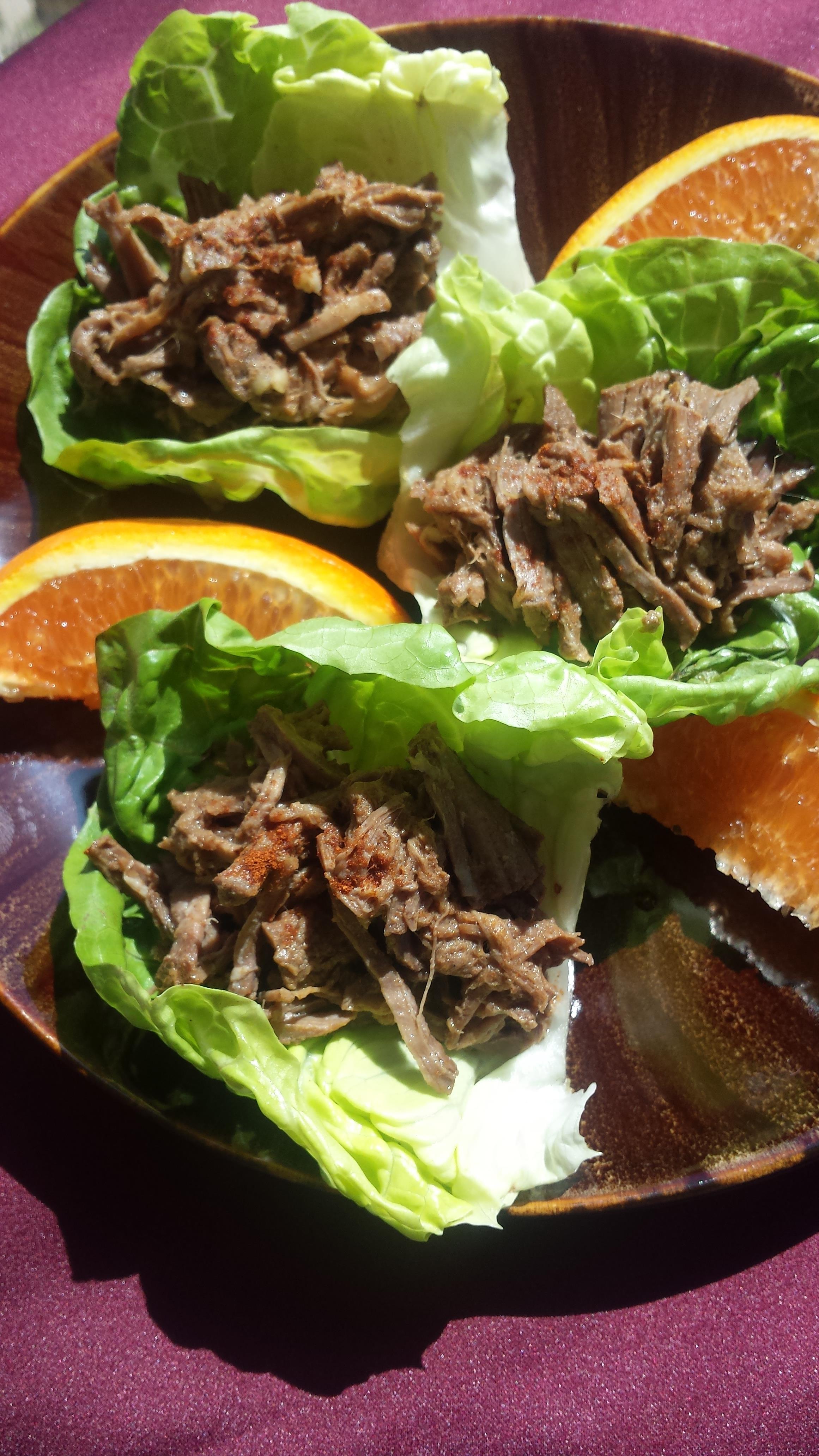 Portuguese Beef - Cacoila