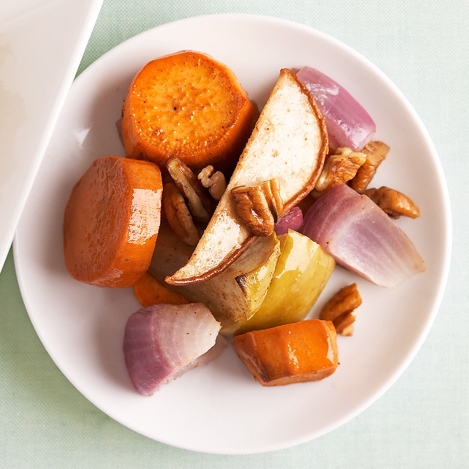 Sweet Potatoes with Fruit Diabetic Living Magazine