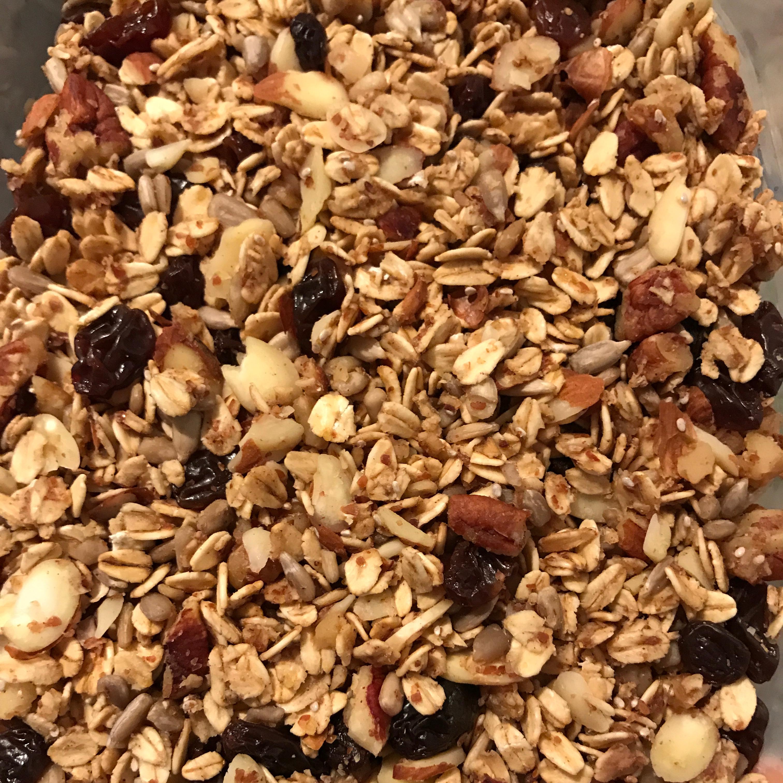 Honey Nut Granola jennifer23