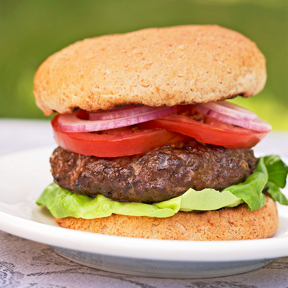 Whiskey Venison Burgers Allrecipes Trusted Brands