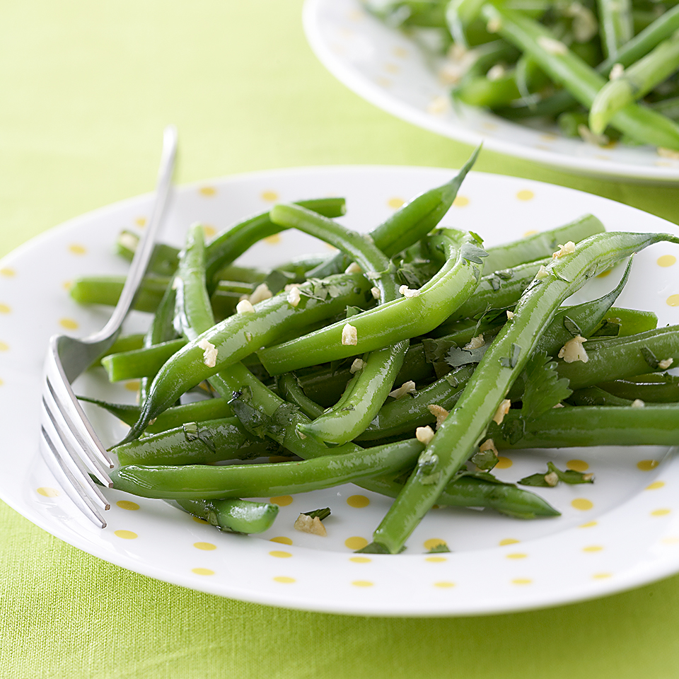 Green Beans with Cilantro Trusted Brands