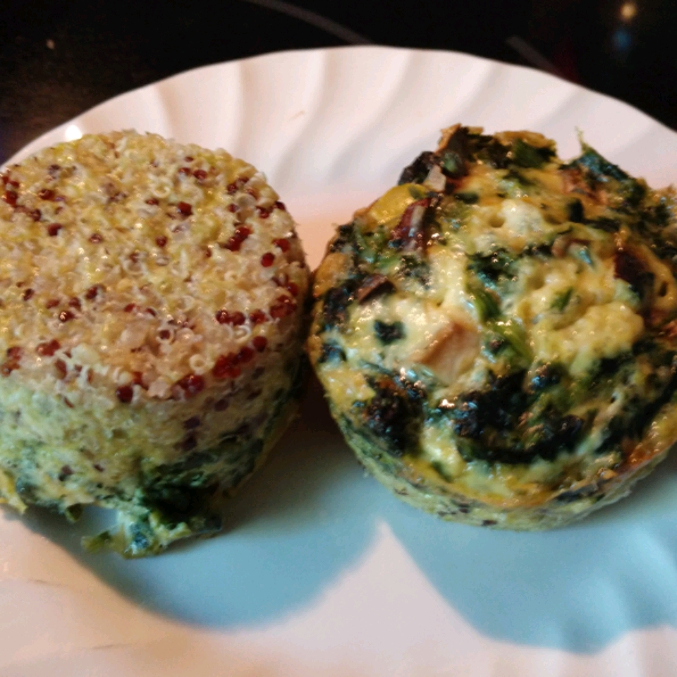 Healthy Ham and Egg Muffins Lisa Covert