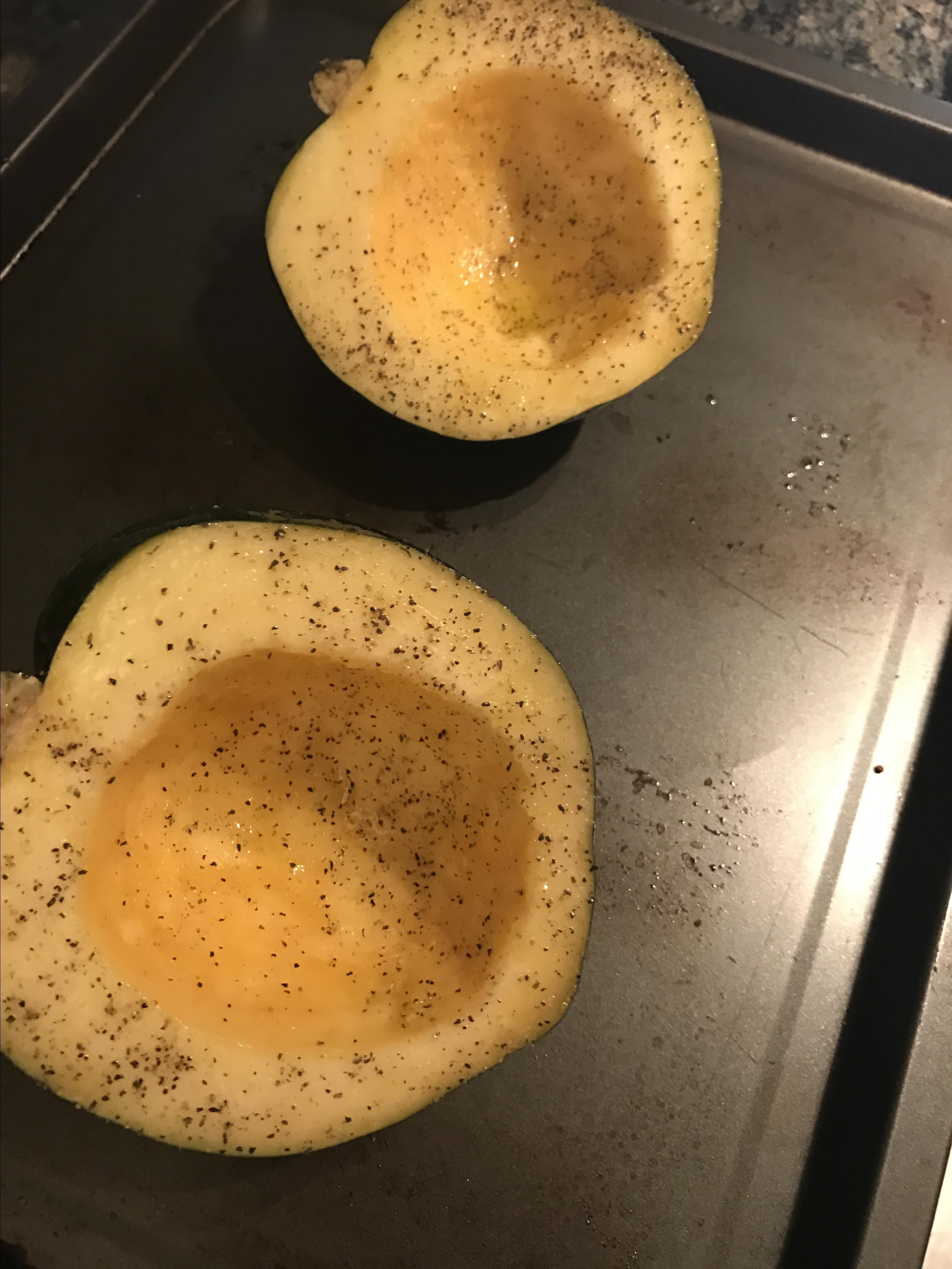 Stuffed Acorn Squash Miss.Lovefood