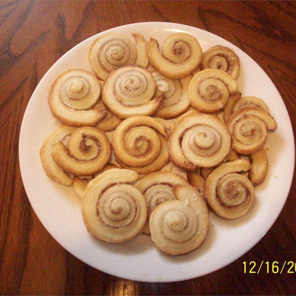 Cinnamon Pinwheels Donna Startz