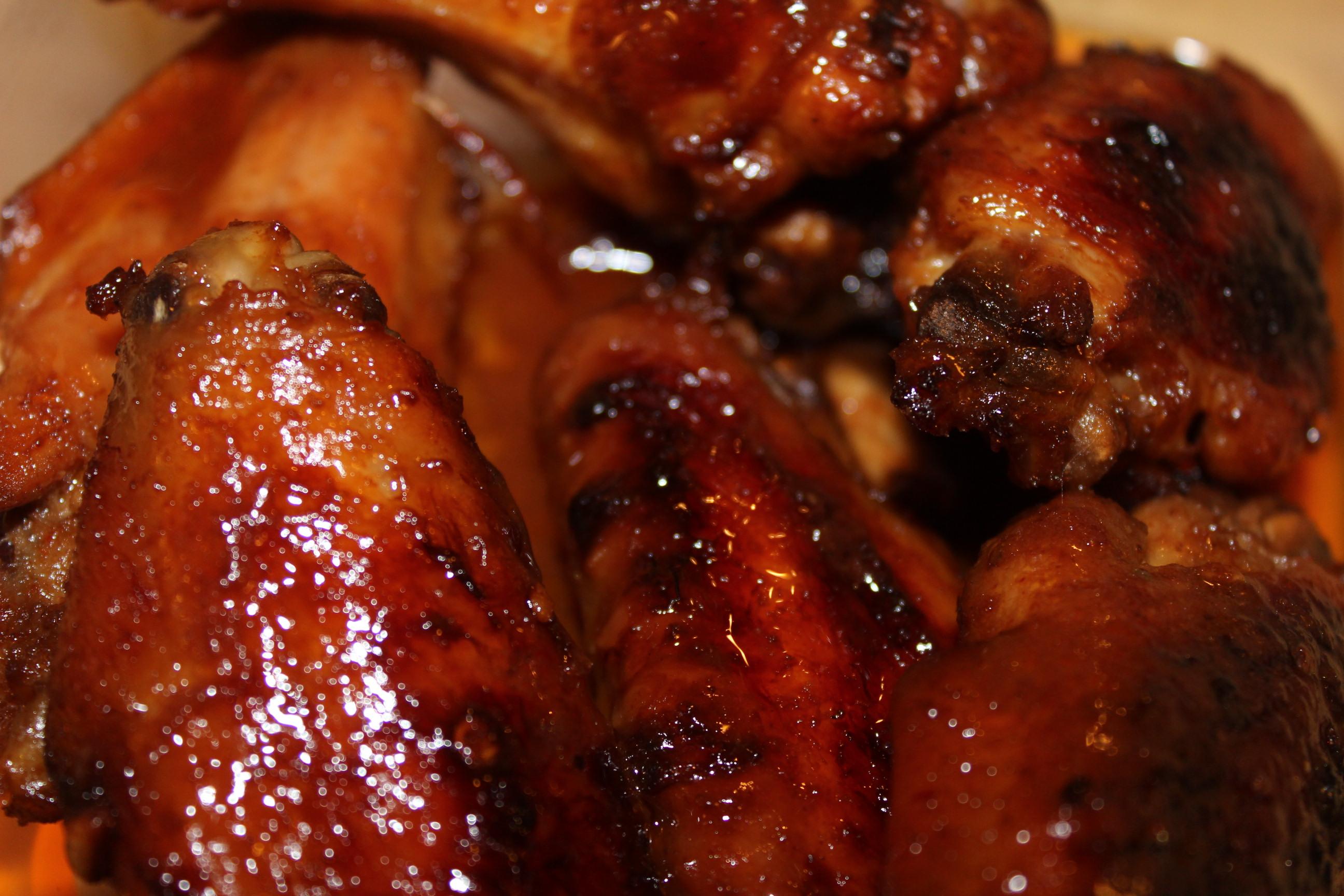 Grill Master Chicken Wings