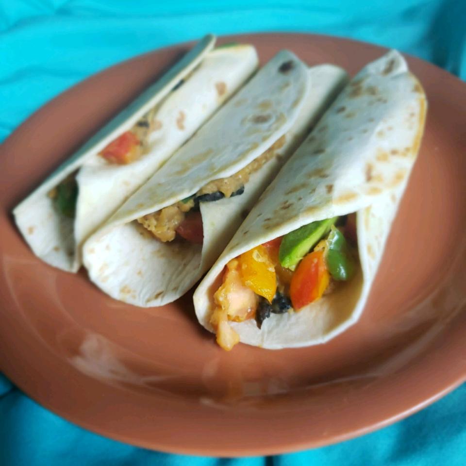 Tasty Lentil Tacos Lydia Lloyd