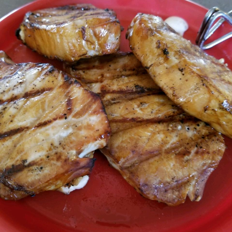 Molasses Brined Pork Chops martinez4