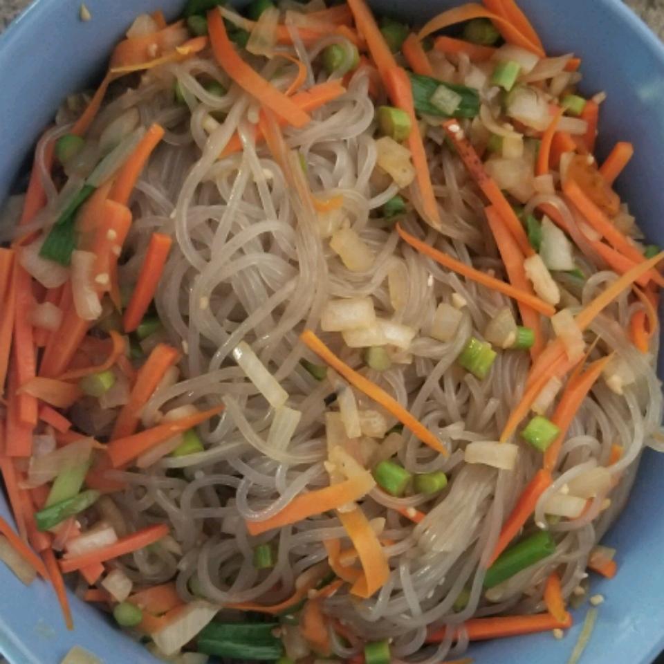 Jap Chae Korean Glass Noodles JLM