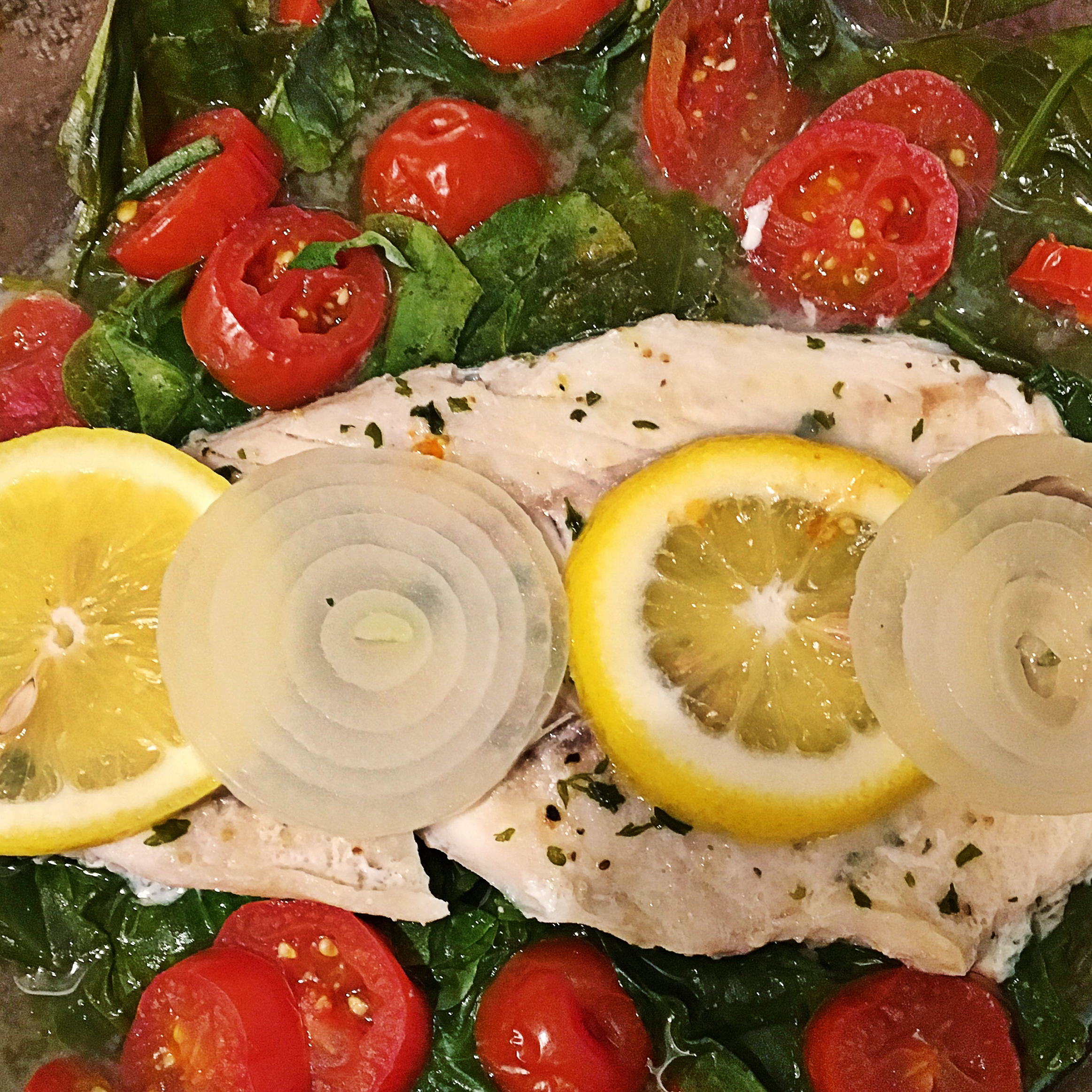 One-Dish Rockfish