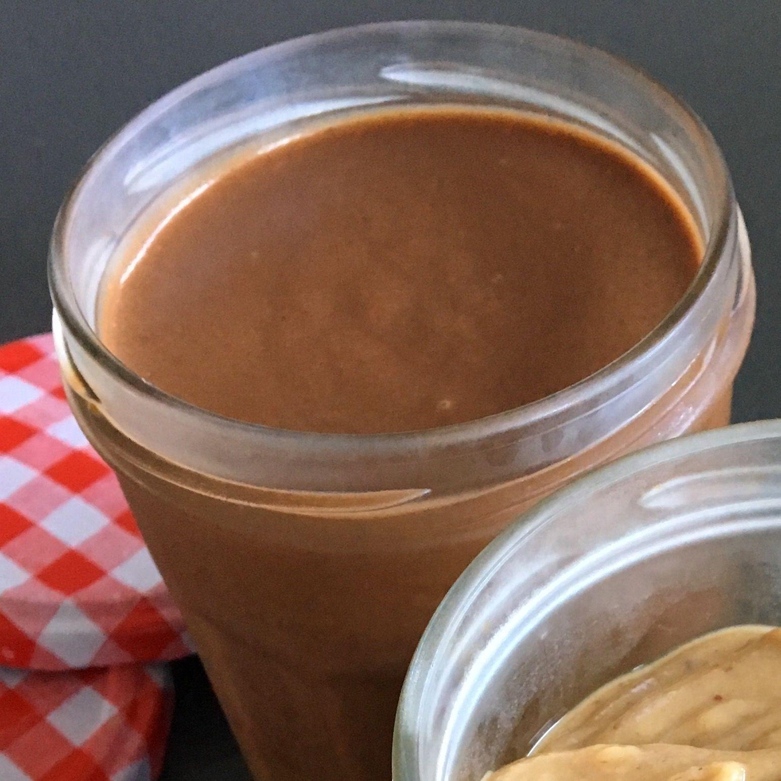 Chocolate Tahini Spread Diana Moutsopoulos